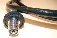 Kompressorfüllschlauch  für Druckluft bis 315bar, mit Anschluß G