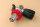 Füllanschluss für Kompressorfüllschlauch mit Entlüftung 300bar
