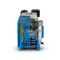 Atemluftkompressor 100 l/min 200/300 bar mit Verbrennungsmotor