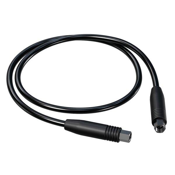 """Hochdruckschlauch für Coltri Kompressoren mit 7/16""""UNF Anschluss, JIC-Anschluss 1500mm"""