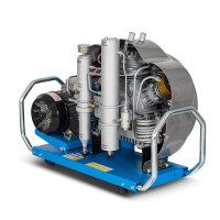 Atemluftkompressor MCH11/EM SMART Füllleistung 195 l/min. 230V 50 Hz. 232bar