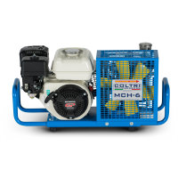 Atemluftkompressor 100 l/min 300 bar mit Verbrennungsmotor Honda