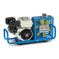Atemluftkompressor 100 l/min 330 bar mit Verbrennungsmotor Honda
