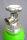 steel tank 20L normal air for industrial belongings 300bar