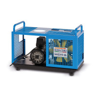 Atemluftkompressor 100 l/min 330 bar Compact 230V