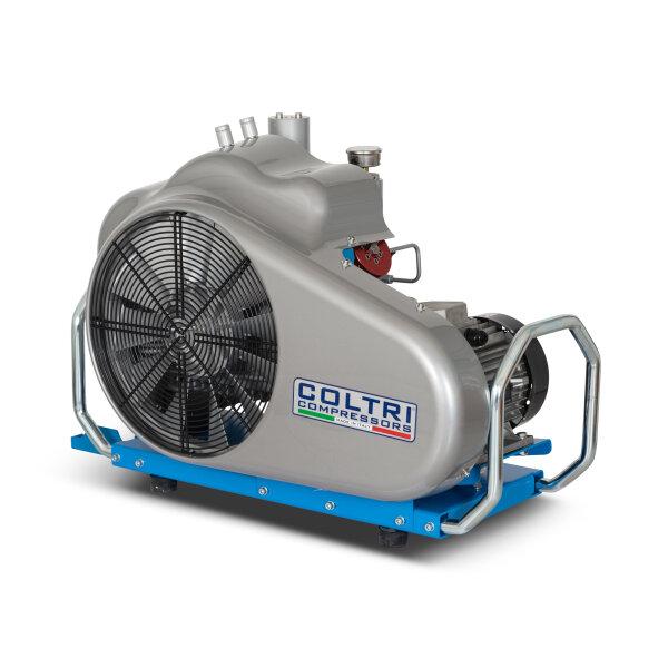 Atemluftkompressor MCH16/ET SMART Füllleistung 315 l/min. 400V 50 Hz. 300bar