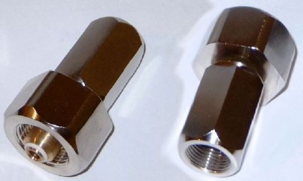"""Multiadapter 300 Bar Sauerstoff/Helium/Druckluft auf G5/8"""" 300 B"""