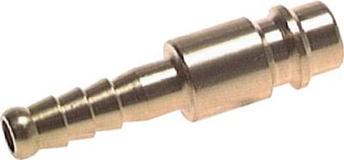 Stecknippel 7,2 - 6mm Schlauchanschluss