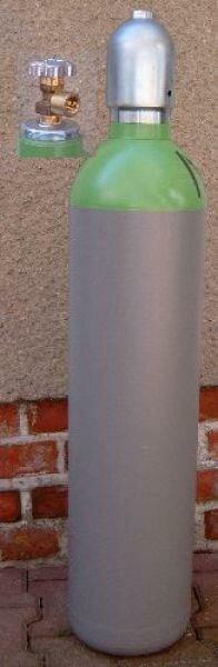 Steel Cylinder 20L Compressed Air Industrial Cylinder 300bar Compressed Air Cylinder